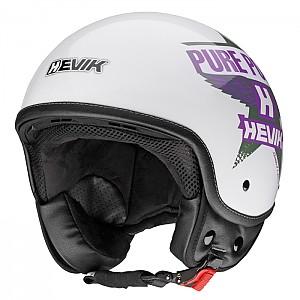 리미트에디션 하프페이스 헬멧 - HHV9FLMT1